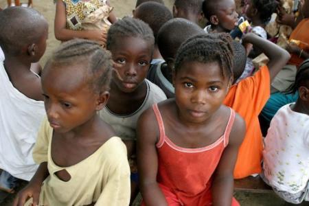'Vooral kinderen verkracht in conflictgebied'