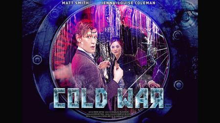 Doctor Who: Cold War - poster