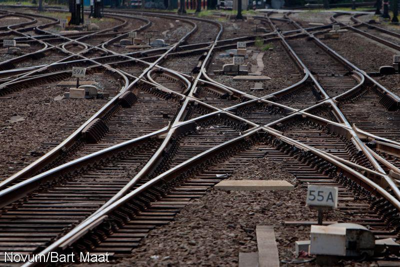 Spoor bij Teuge donderdag hersteld (Foto: Novum)