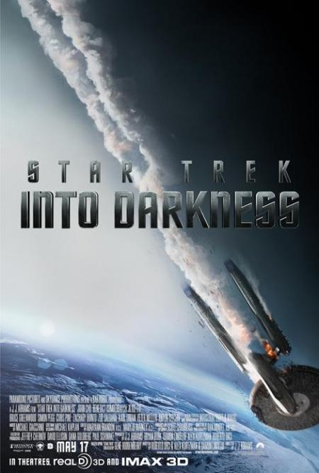 Star Trek Into Darkness poster 5