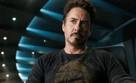 Robert Downey Jr. in The Avengers