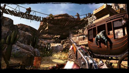Call of Juarez: Gunslinger (Foto: Ubisoft)