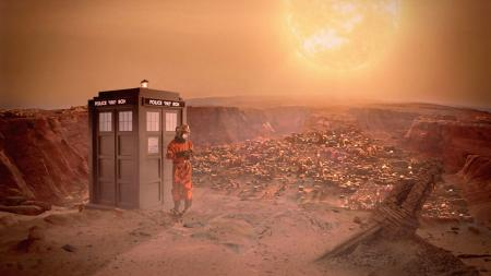 Doctor Who: Hide - De TARDIS in een vergane wereld