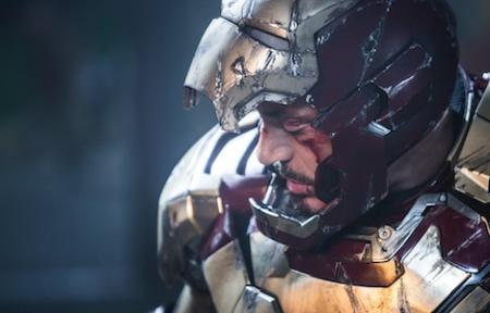 Iron Man 3: gehavende Tony Stark