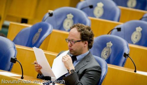 D66-Kamerlid Wouter Koolmees