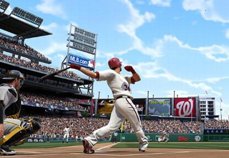 MLB The Show 13 - Homerun