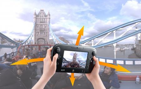 Wii U-panorama in UK