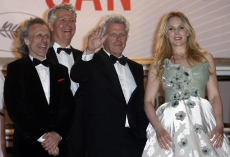 Staande ovatie voor Borgman in Cannes