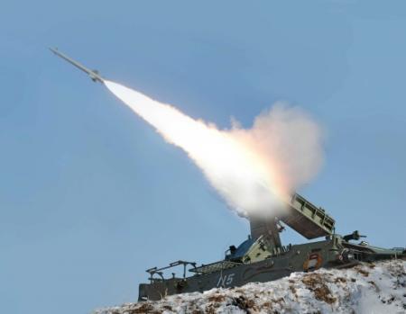 Noord-Korea vuurt opnieuw raket af