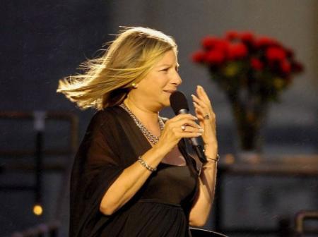 Streisand krijgt eredoctoraat in Israël