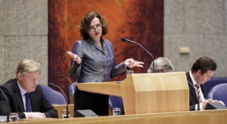 PVV en SP zeggen vertrouwen op in Schippers