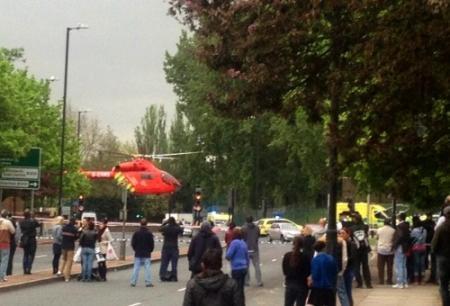 Slachtoffer aanval Londen was militair