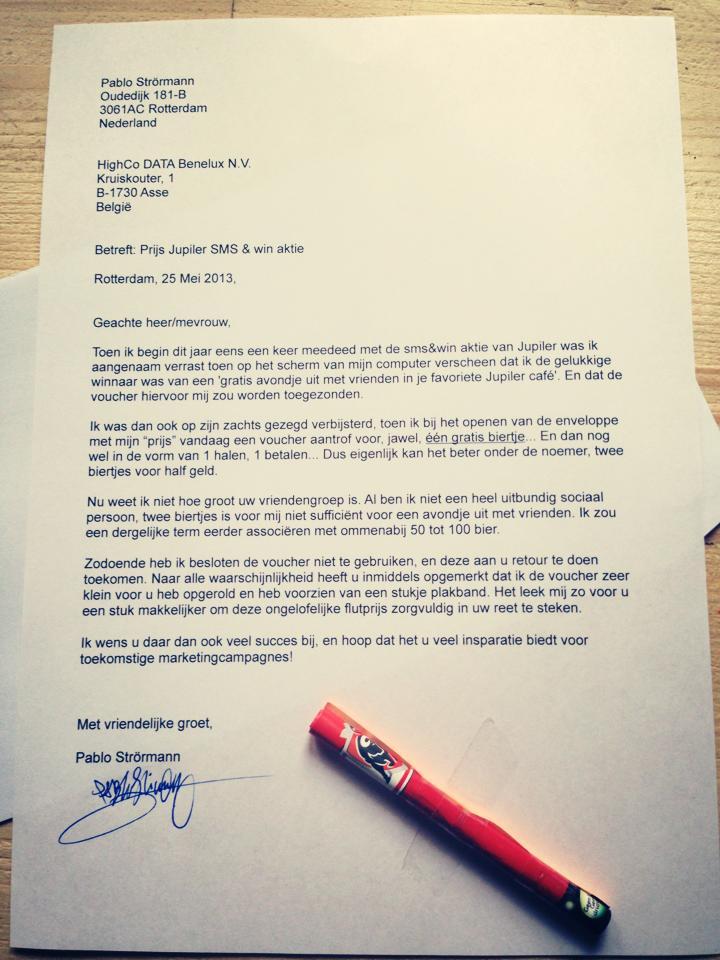 klachtenbrief schrijven nederlands Klachtenbrief Schrijven Nederlands | gantinova
