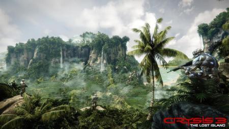 Crysis 3: Lost Island