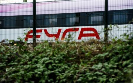 'België stopt met de Fyra'