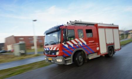 Explosie en brand chemiebedrijf Oosterhout