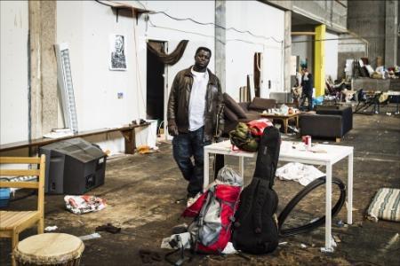 Relatief weinig asielaanvragen in Nederland