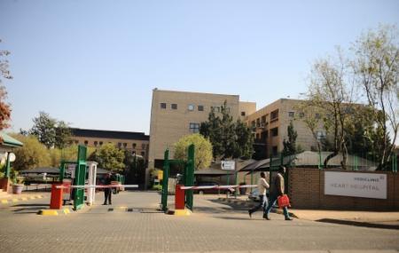 Zwaardere beveiliging bij ziekenhuis Mandela