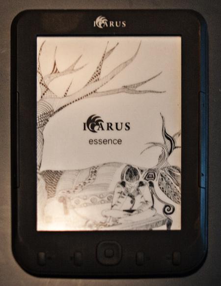 Icarus Essence E-reader