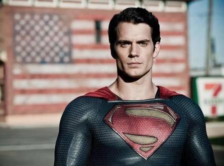 Man of Steel: Clark voor de Amerikaanse vlag