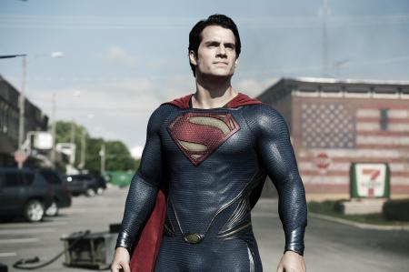 Man of Steel: Clark in outfit