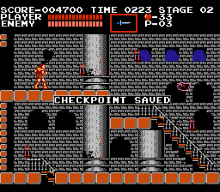 NES Checkpoint