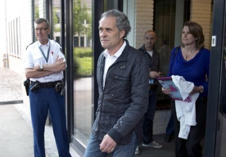 'Molotovman' dient klacht in bij justitie