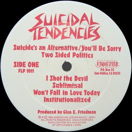 Suicidal Tendencies A