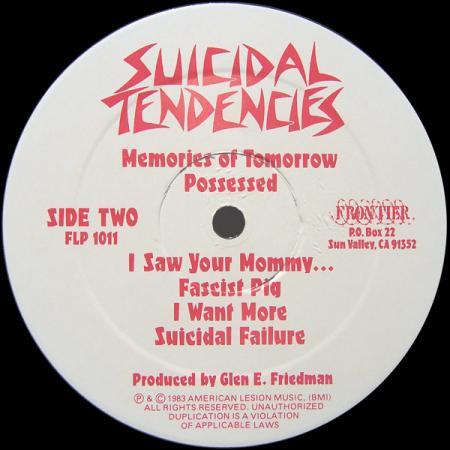Suicidal Tendencies B