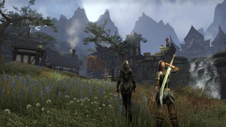 The Elder Scrolls Online-preview 2013 (Foto: Bethesda Softworks)