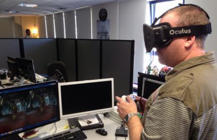 Oculus Rift uiteindelijk mogelijk gratis