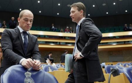 Beraad coalitie over extra bezuinigingen