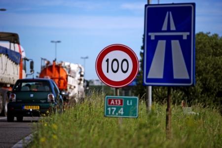 GroenLinks: lucht langs A13 veel te vuil