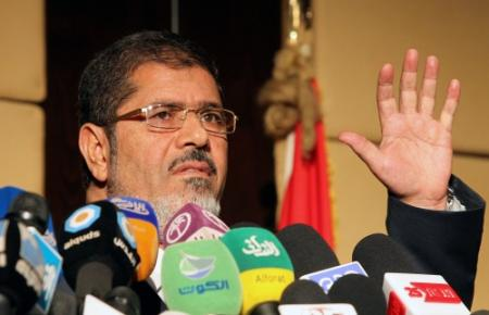 Justitie Egypte begint onderzoek tegen Mursi