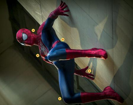 Nieuw Spider-Man kostuum voor Amazing Spider-Man 2