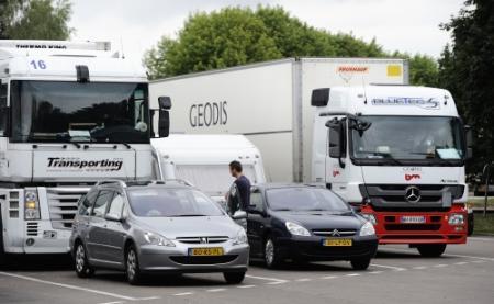 'België misbruikt vrachtwagen'