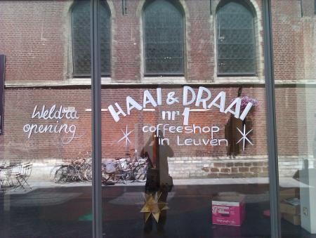 'Haai en draai': misleiding of geniale naam?