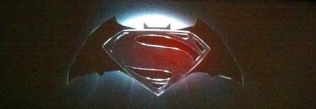 Superman/Batman mockup logo (SDCC)