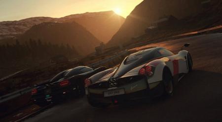 Drive Club screenshot