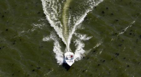 Aanstaande bruidegom ramt boot, bruid dood