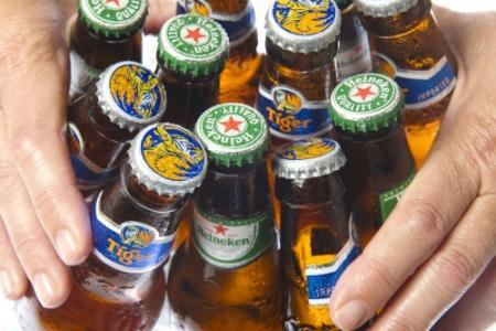 Brouwers in actie tegen bierbelasting