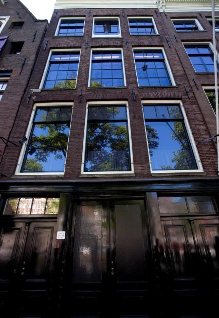 Copyright Anne Frank Huis, fotograaf Cris Toala Olivares.