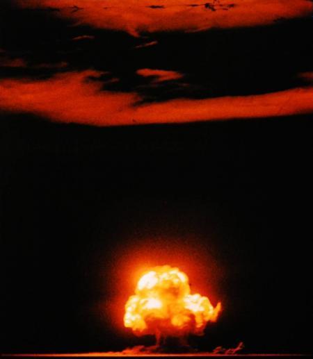 Trinity-atoomtest, 16 juli 1945
