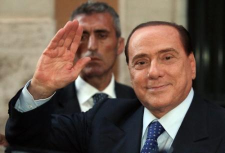 Berlusconi-kamp waarschuwt voor burgeroorlog