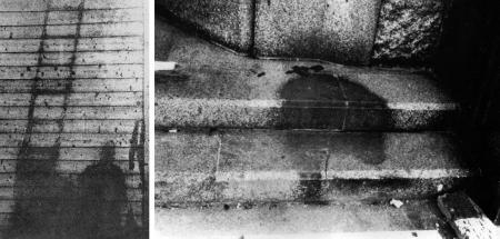 Mensenschaduwen Hiroshima