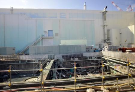 'Onbekend hoeveel er weglekt uit Fukushima'