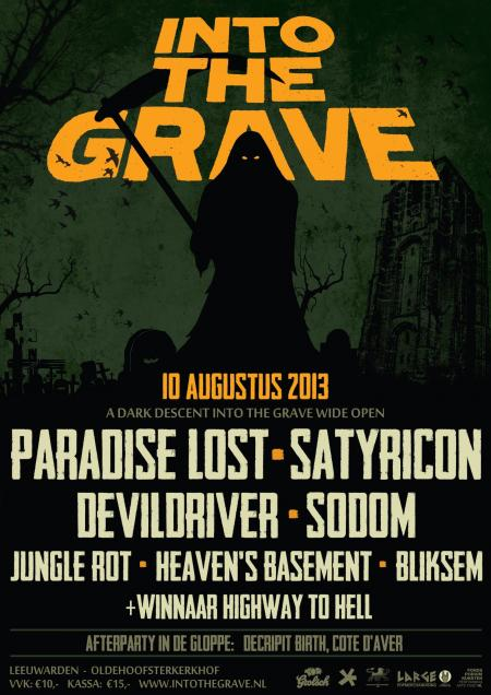 Into the Grave 2013