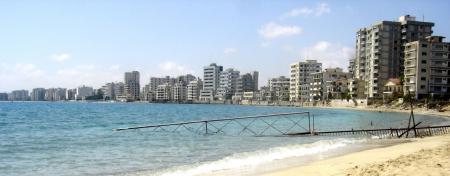 Famagusta, verlaten sinds '74; foto TomasNY