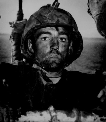 'The stare' na aanval op Eniwetok, Grote Oceaan; 1944