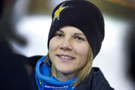 Snowboardster Maas op podium bij rentree